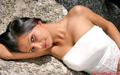 Rhea Kapoor in white corset