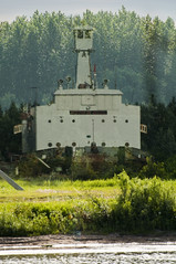 Ghost (Shane Sadoway) Tags: trees boat ship ghost vessel tug refflection ntcl shanesadoway