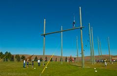 2010 Kalispel Challenge Course-77 (Eastern Washington University) Tags: county school college washington education university spokane native rope course american cheney ropes eastern challenge kalispel