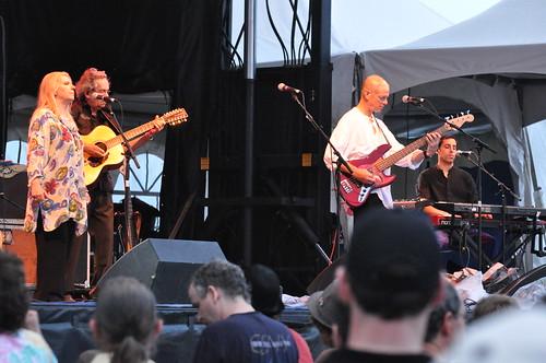 Renaissance at Ottawa Bluesfest 2010