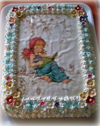 Torta Sarah Key