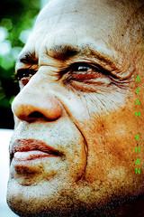 A King Or a Man ? [Azam Khan Never Die , He Fade away ] (HamimCHOWDHURY  [Active 01 Feb 2016 ]) Tags: life blue red portrait blackandwhite black green nature canon eos colorful faces sony surreal dhaka vaio rgb bangladesh gettyimages dlsr 60d incrediblebengal hamimchowdhury 595036 framebangladesh gettyimagesbangladeshq2 115420042011