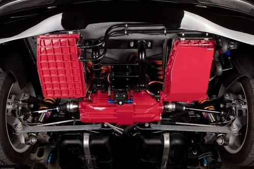 Getrag Hybrid MINI Democar