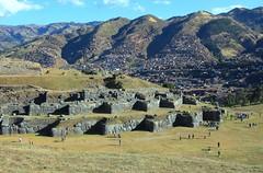 Cusco: Sacsayhuamán (zug55) Tags: cuzco cusco qosqo sacsayhuamán saksaqwaman sacsahuaman killke killkeculture ruins ruinas unesco patrimoniodelahumanidad inka peru perú unescoworldheritagesite worldheritagesite saxahuaman inca landscape paisaje precolumbian precolombino sachsauma worldheritage patrimoniamundial patrimoinemondial weltkulturerbe patrimoniodell'umanità patrimonio patrimoniomondialedell'umanità patrimoniodellunesco patrimoniounesco