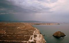 Landschaft bei Agulias, Murcia