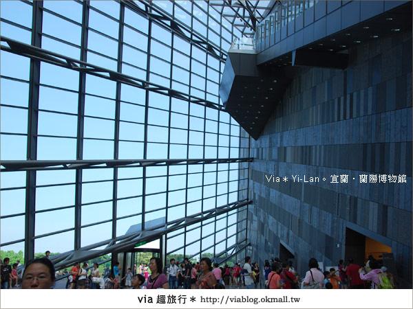 【宜蘭蘭陽博物館】走入宜蘭的文化歷史~蘭陽博物館9