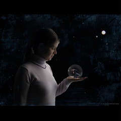 Psychoanalysis (h.koppdelaney) Tags: life woman art digital photoshop self ego energy state symbol spirit picture philosophy shy mind metaphor psyche feelings symbolism watcher psychology introvert archetype observer psychoanalysis koppdelaney