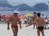 Copacabana (David Hoffman Chicago) Tags: beach speedo sunbathing sunga bulge