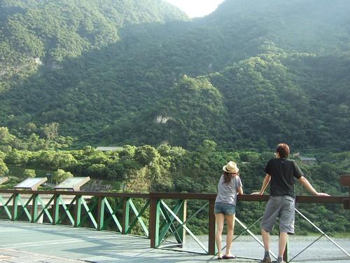 台灣的峽谷,台灣的青年,勇健阿!