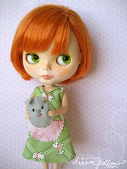 puppy pocket dress