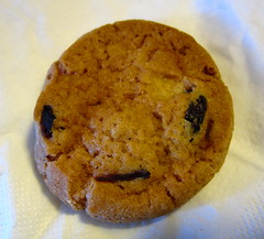 Alien biscuit ! (Kingsdude/Dave) Tags: face nose eyes funny alien biscuit