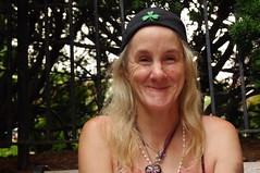 Brenda (MKieloch) Tags: street woman church boston homeless headshot newbury churchofthecovenant