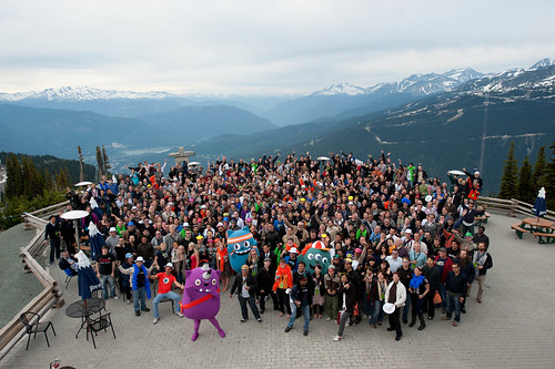 Mozilla Summit 2010 - 2