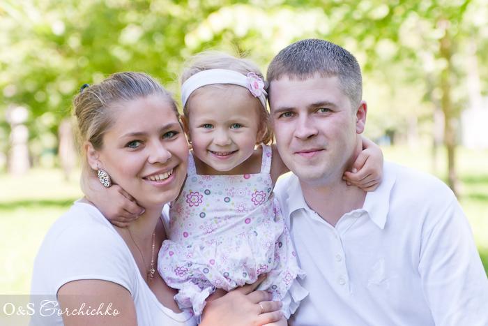 Летний фотопраздник. Семейная фотосессия от детского фотографа. Семейная фотосессия