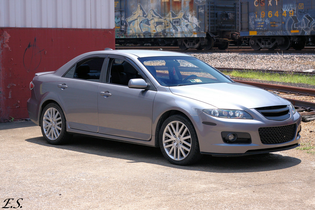 New Member Ride  Mazdaspeed 6  Page 2