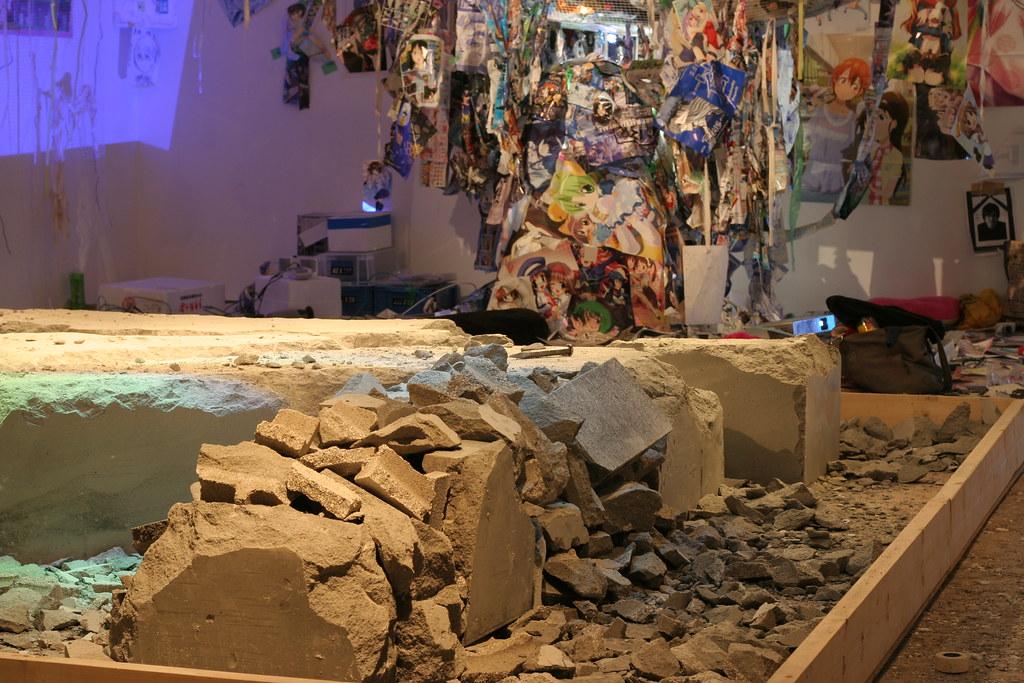 "Break ""NOW"" !  : ART battle royale at Tokyo Wondersite Hongou"
