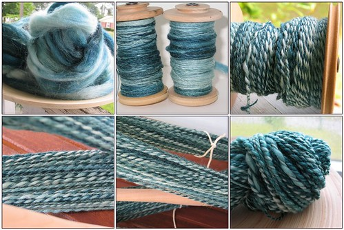 All Spun Up BFL/Silk