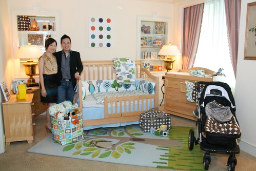 DwellStudio's Gretchen Uy and Oliver Dexter Sy