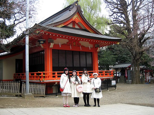 Hanazono Shrine 06