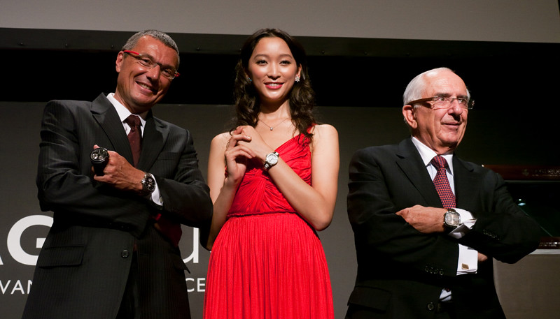 TAG Heuer celebrates their 150th anniversary with Anne