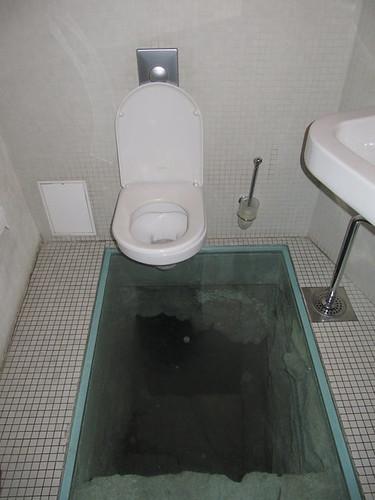 Nice toilet in Tallinn