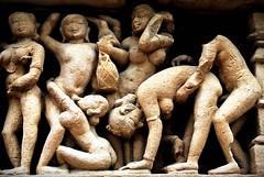 Stone Sex Party (Energtico) Tags: india sex stone temple sexo figuras orgy templo khajuraho piedra orgia