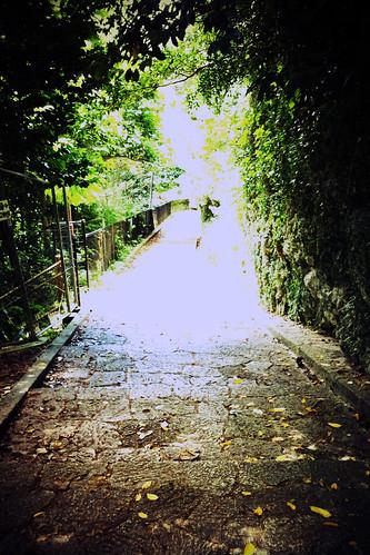 首里金城町石畳道。