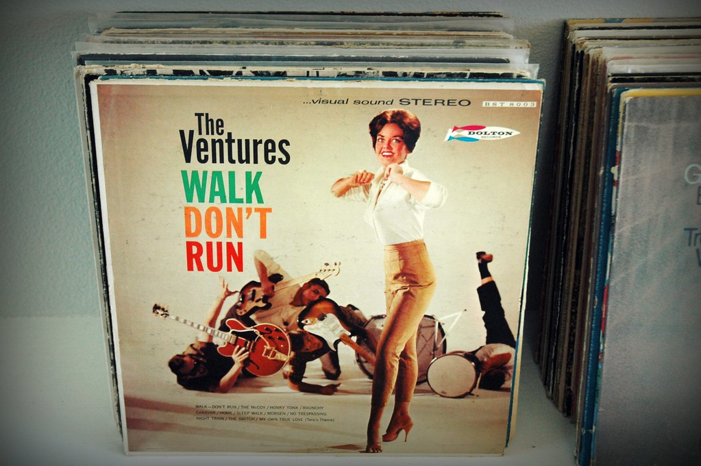 The Ventures Record