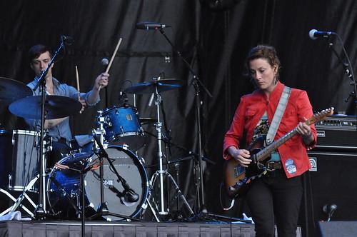 Sarah Harmer at Ottawa Bluesfest 2010