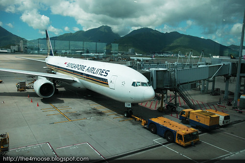 Hong Kong International Airport 香港國際機場