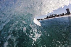 View of Manly (Mikala Wilbow) Tags: sunrise surf waves photographer manly sydney lifestyle surfing northernbeaches underwaterphotography queenscliffe mikalawilbow mikalawilbowcom