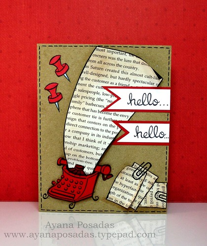 Long Typewriter Red (1)
