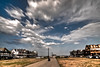 and then things got a little crazy (nosha) Tags: ocean blue summer sky usa beach beautiful beauty clouds landscape newjersey nikon grove horizon apocalypse victorian nj july shore jersey pm pathway 2010 lightroom oceangrove nikond200 nosha oceanpathway 40secatf22 godssquaremile