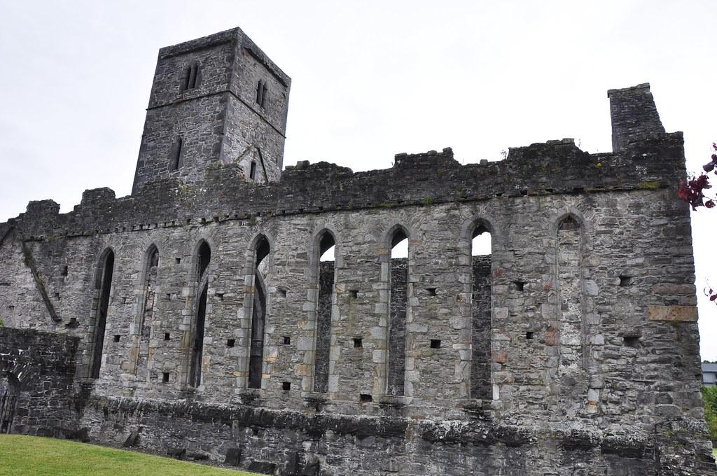 Holy Cross Abbey Sligo (Ruins) (2)
