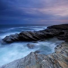 Rhode Island (Brett Cohen) Tags: sea sun color canon landscape island wave rhode