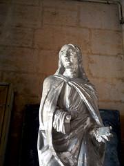 statue abime ( saint mihiel ) (alainalele) Tags: france internet creative commons bienvenue lorraine glise licence meuse intrieur presse bloggeur paternit