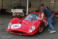 Le Mans Classic 2010 Ferrari 330 P3 / 412P chassis 0844 (jccphotos) Tags: red car de rouge cheval lumix championship competition du voiture 1966 course panasonic mans 1967 g1 24 endurance legend scuderia 38 motorsport p4 berlinetta championnat lgende heures cavallino rampante cabr berlinette sefac