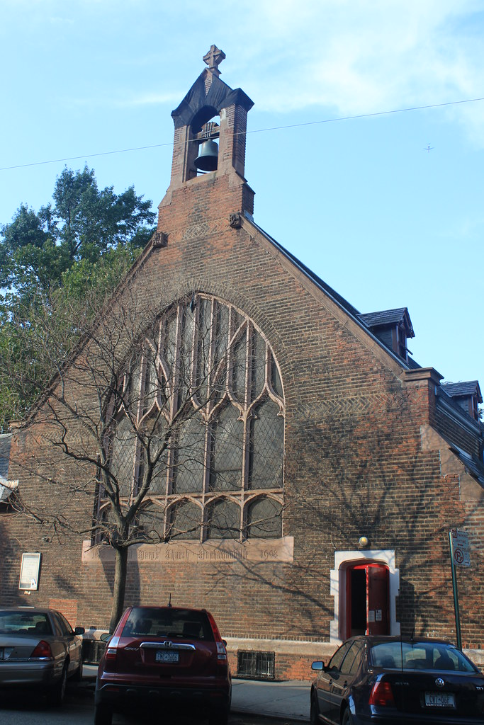 St. Mary's Protestant Episcopal Church , Parish House, and Sunday School