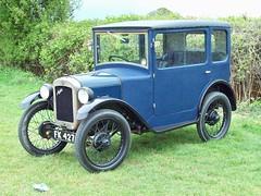 195 Austin Seven (1929) (robertknight16) Tags: 1920s austin 1930s british fk427 fk4274
