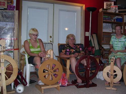 Spinning in Allegan