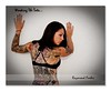 Working The Tats Model Shoot @