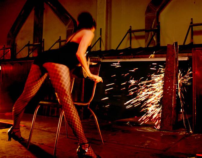Dancer Sparks