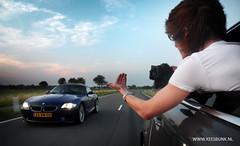 Behind the Scenes.. (Luuk van Kaathoven) Tags: photography nikon automotive bmw jaguar behind van portfolio 50 scenes v8 bunk coup kees xj luuk z4m d80 wwwkeesbunknl luukvankaathovennl kaathoven