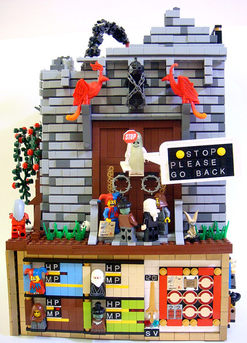 Lego 3D Role-Playing Game