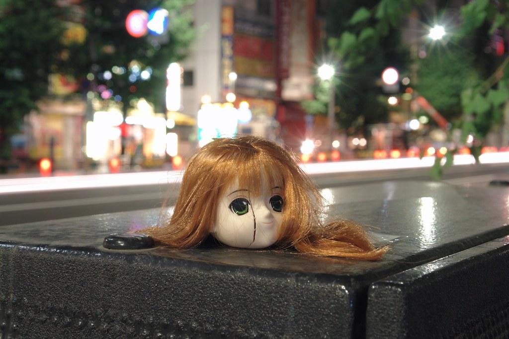 "a dollhead: (""yukkuri site ittene"")"