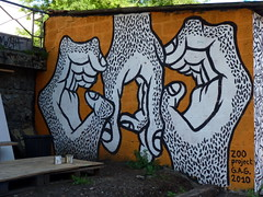 zoo project (vitostreet) Tags: streetart paris france graffiti peinture parisstreetart vitostreet zooproject