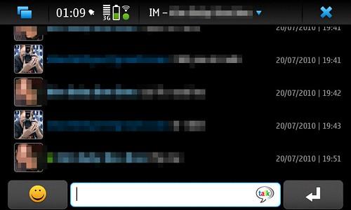 N900 Conversations