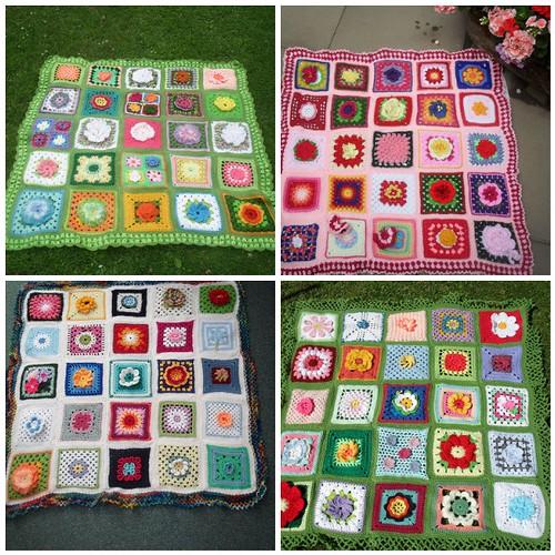 'SIBOL Flower Blankets'