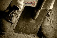 Once Upon a Time (FarCorner) Tags: feet ma shoe nikon farm plymouth knot dirt plantation saudi arabia actor worker farmer mm dust nikkor 18200 d300        massachuessetts