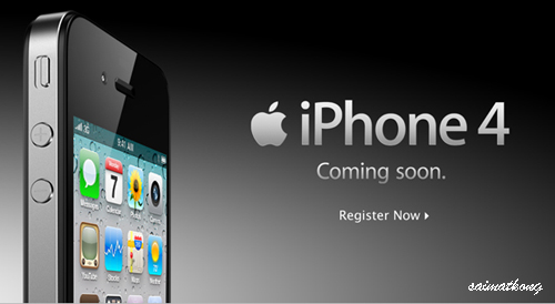 Maxis iPhone 4 Pre-order / Registration